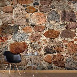 Papel de parede autocolante - Stony Artistry