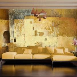 Fotomural autoadhesivo - Golden Oddity II