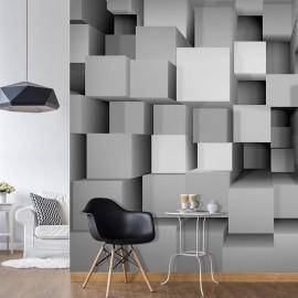 Papel de parede autocolante - Mechanical Symmetry