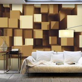 Papel de parede autocolante - Geometrical Harmony