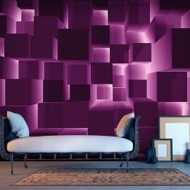 Papel de parede autocolante - Purple Hit