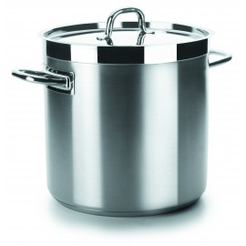 Olla recta chef luxe inox de Lacor