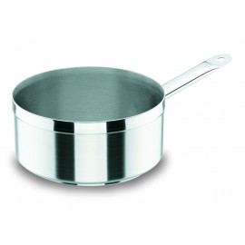 Cazo Recto Chef Luxe inox de Lacor