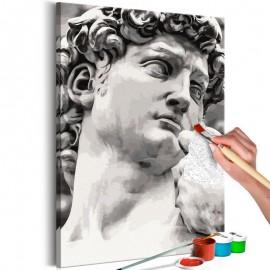 Cuadro para colorear - Sculpture