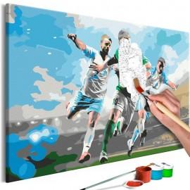 Quadro pintado por você - Competition