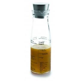Botella de preparación de aliños