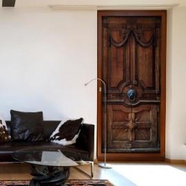 Fotomural para puerta - Luxury Door