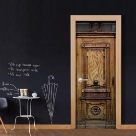 Fotomural para puerta - Medieval Entrance