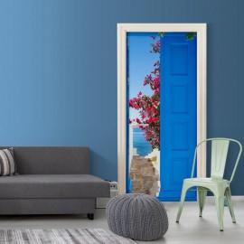 Fotomural para porta - Door into Summer