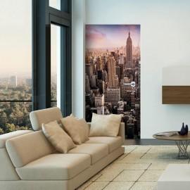 Fotomural para puerta - Photo wallpaper – New York I