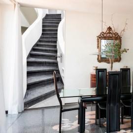 Fotomural para porta - Photo wallpaper – Stairs I