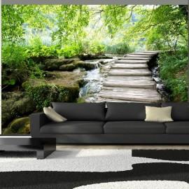 Papel de parede autocolante - Forest path