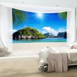 Papel de parede autocolante - Summer breeze