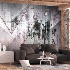 Fotomural - Geometric Wall