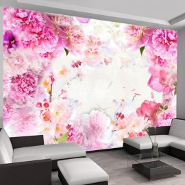 Papel de parede autocolante - Blooming June