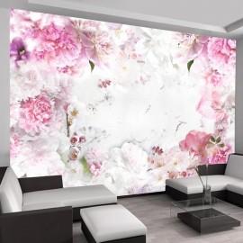 Papel de parede autocolante - Blossoming hope