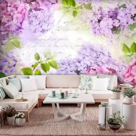Fotomural autoadhesivo - May's lilacs