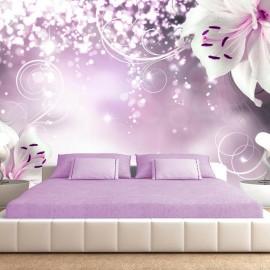 Papel de parede autocolante - Spell of lily