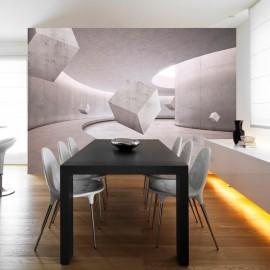 Papel de parede autocolante - Art of Symmetry