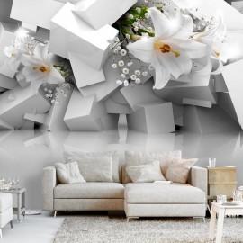 Papel de parede autocolante - Lost in Chaos