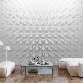 Papel de parede autocolante - Tetrahedrons