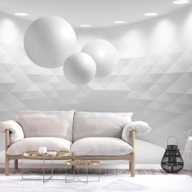 Papel de parede autocolante - Geometric Room