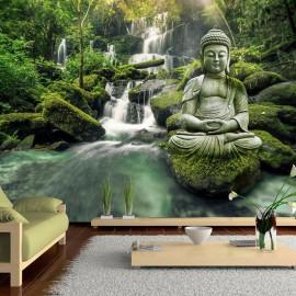 Papel de parede autocolante - Waterfall of Harmony