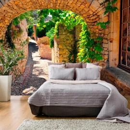 Papel de parede autocolante - Summer in Provence