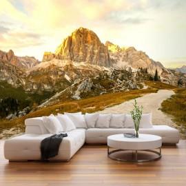 Papel de parede autocolante - Beautiful Dolomites