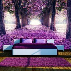 Papel de parede autocolante - Flower road
