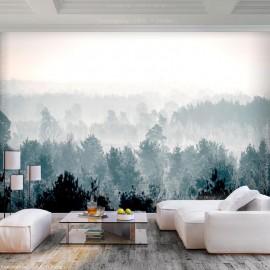 Papel de parede autocolante - Winter Forest