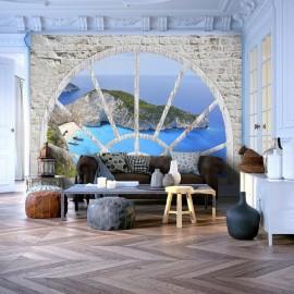 Papel de parede autocolante - Look At The Island Of Dreams