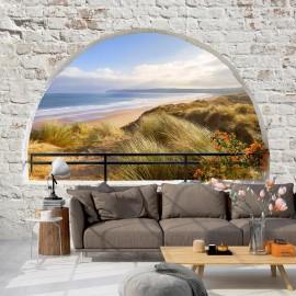 Fotomural autoadhesivo - Hidden Beach