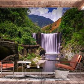 Fotomural autoadhesivo - Reggae Falls
