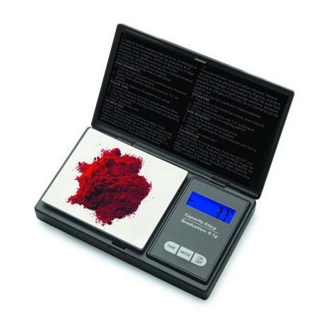 Báscula de precisión y de bolsillo Lacor