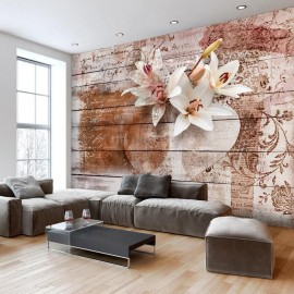 Papel de parede autocolante - Romantic Memories