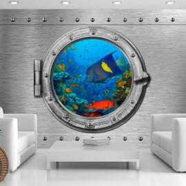 Fotomural autoadhesivo - Paisaje subacuático