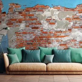 Papel de parede autocolante - Secrets of the Wall