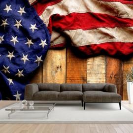 Papel de parede autocolante - American Style