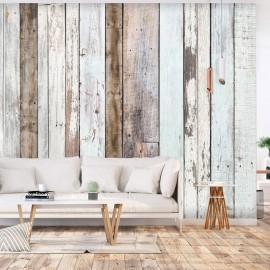 Papel de parede autocolante - Multi-colored Boards