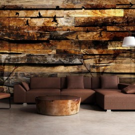 Papel de parede autocolante - Reflection of Nature