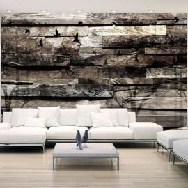 Papel de parede autocolante - Memory of Trees