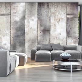 Papel de parede autocolante - Gray stripes