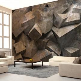 Papel de parede autocolante - Stone steps
