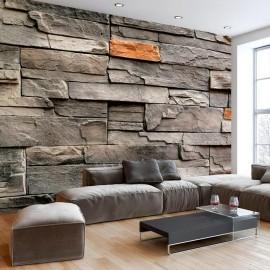 Papel de parede autocolante - Fortress of Calm