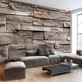 Papel de parede autocolante - Wall of Silence