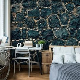 Papel de parede autocolante - Stony Jewels