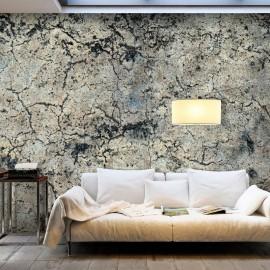 Papel de parede autocolante - Cracked Stone