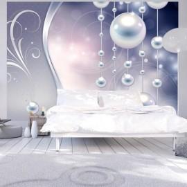 Fotomural autoadhesivo - Deleite perla