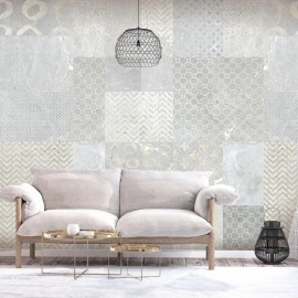 Papel de parede autocolante - Tiles